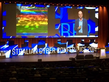 Australia leads the way in cyber security innovation at #cybercon19
